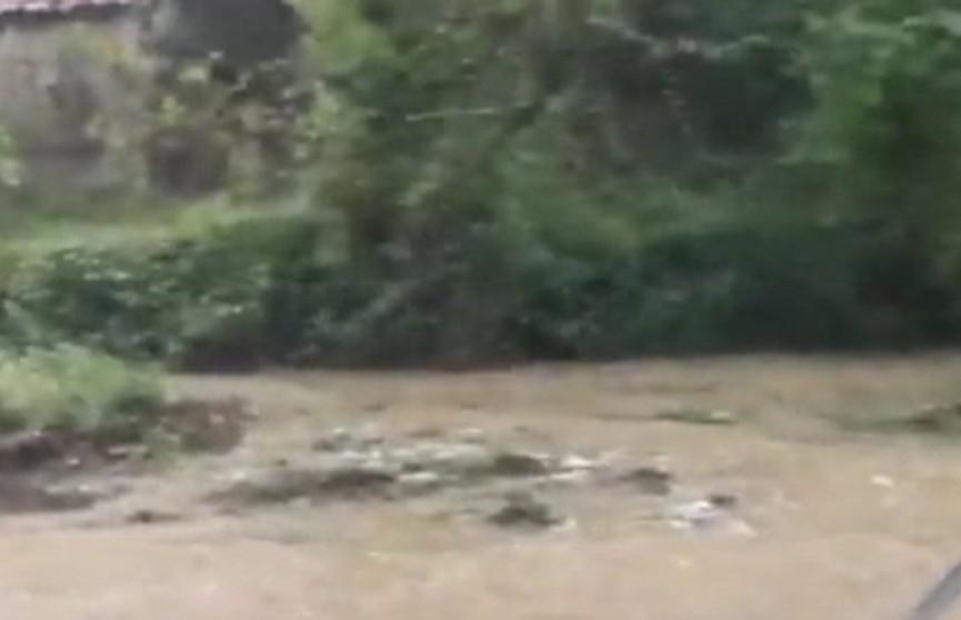 Туристы пропали во время сплава по реке Ардеш во Франции
