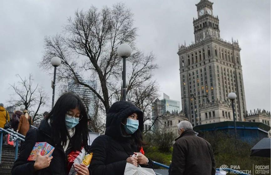 Польша приостанавливает международное транспортное сообщение