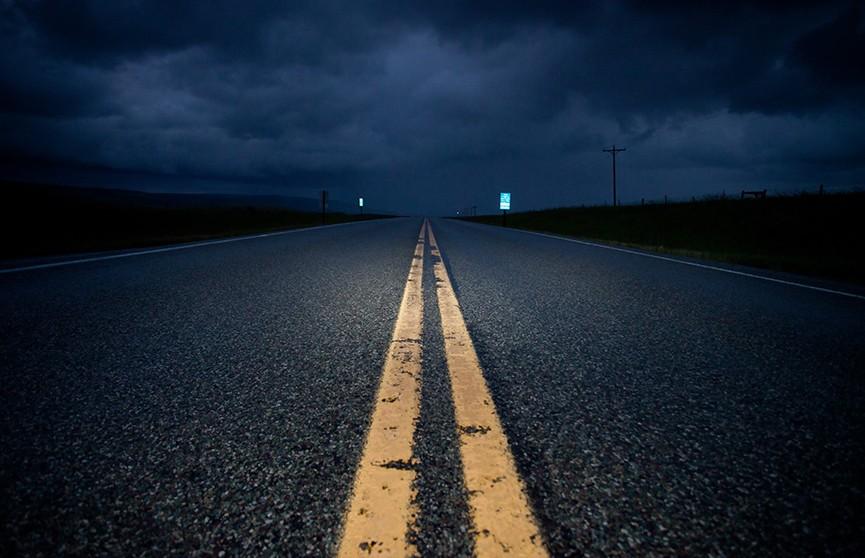 ДТП на трассе Витебск – Полоцк: грузовик насмерть сбил пешехода и скрылся