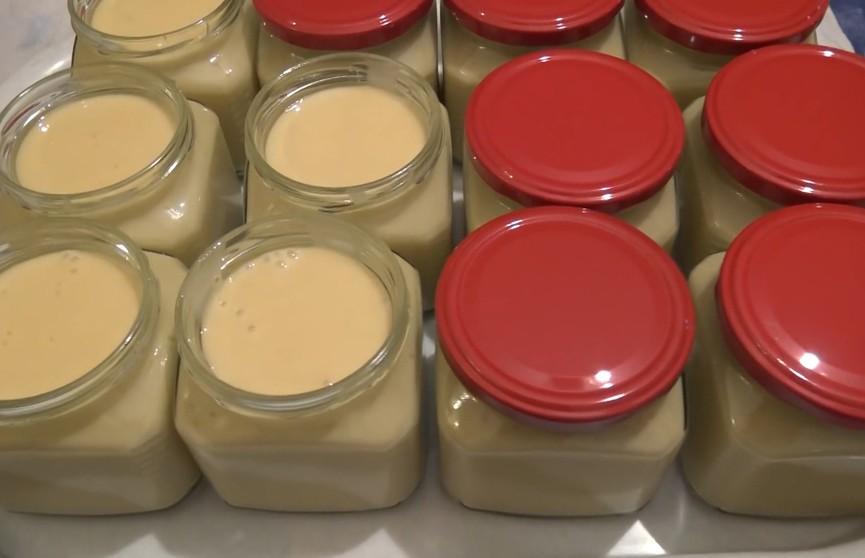 Крем-мед – необычный десерт, который покорит вас! Смотрите, как его готовят