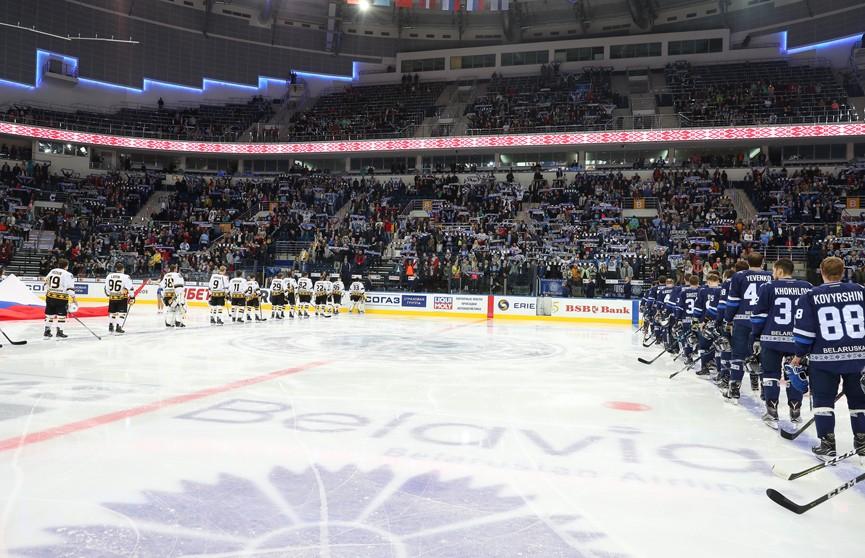 Чёрная полоса продолжается: хоккеисты «Динамо» проиграли шестой матч КХЛ подряд