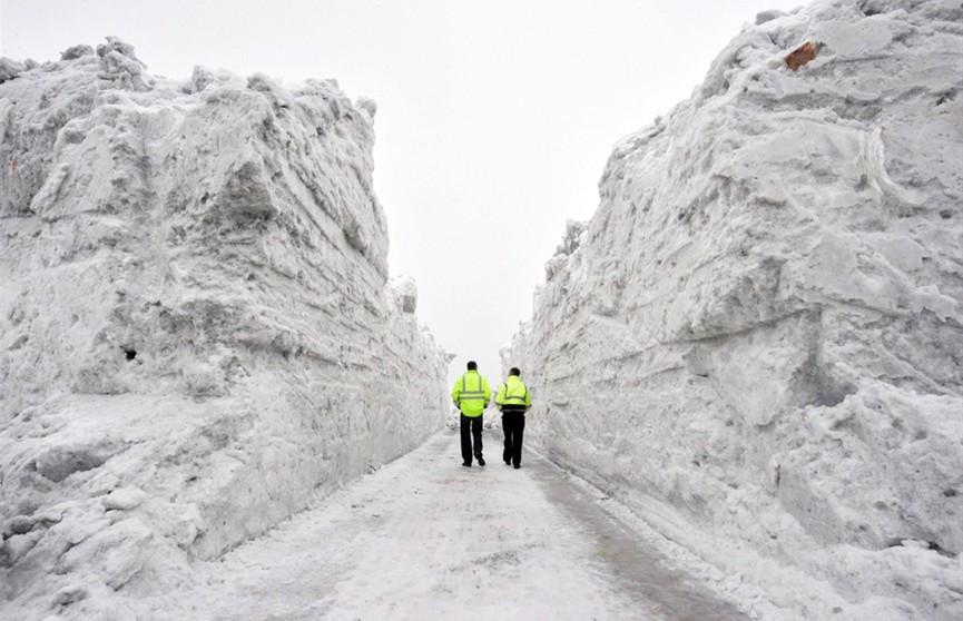39 фото о том, какой суровой может быть зима. Вы только посмотрите на это!