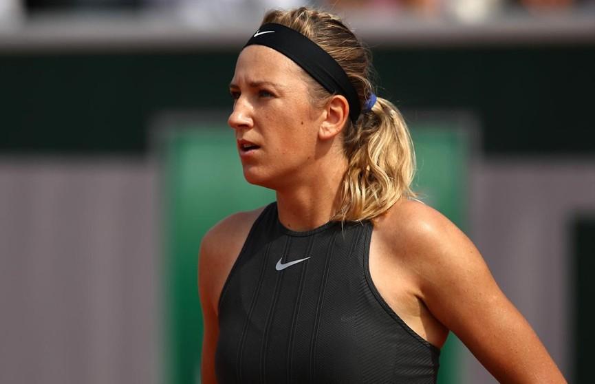 Азаренко вышла на 54 позицию в рейтинге WTA