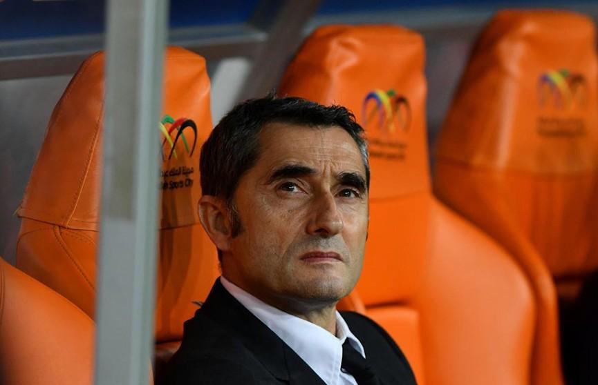 Главный тренер «Барселоны» покинул свой пост