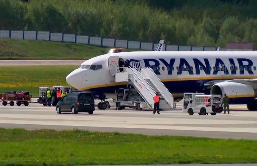 Действия Минска c самолетом Ryanair соответствовали международным правилам – МИД Беларуси