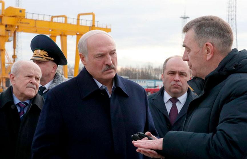 Лукашенко об импортозамещении: «Валюту надо зарабатывать, а не вывозить»
