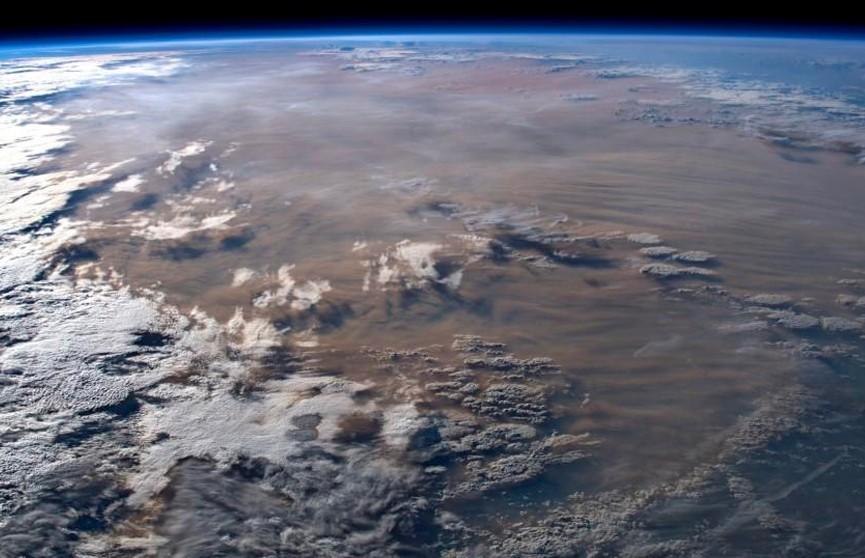 Экипаж МКС ужаснулся масштабам австралийских пожаров