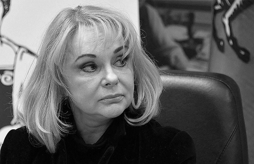 Скончалась вдова Евгения Евстигнеева актриса Ирина Цывина