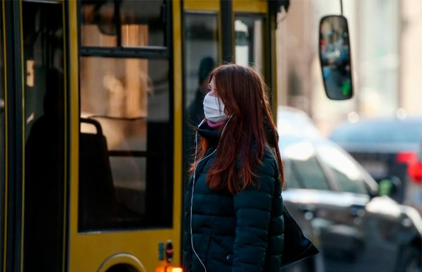 В выходные в Минске усилят контроль за соблюдением масочного режима в общественном транспорте