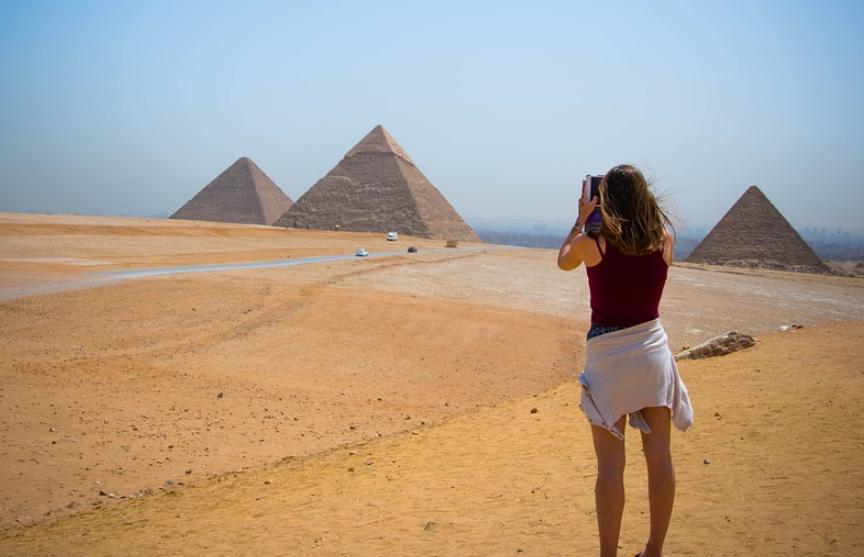 Египет открывает внутренний туризм с 15 мая