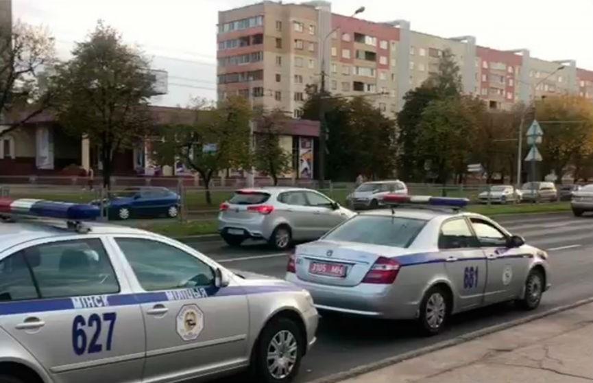 Машина сбила подростка на пешеходном переходе в Минске