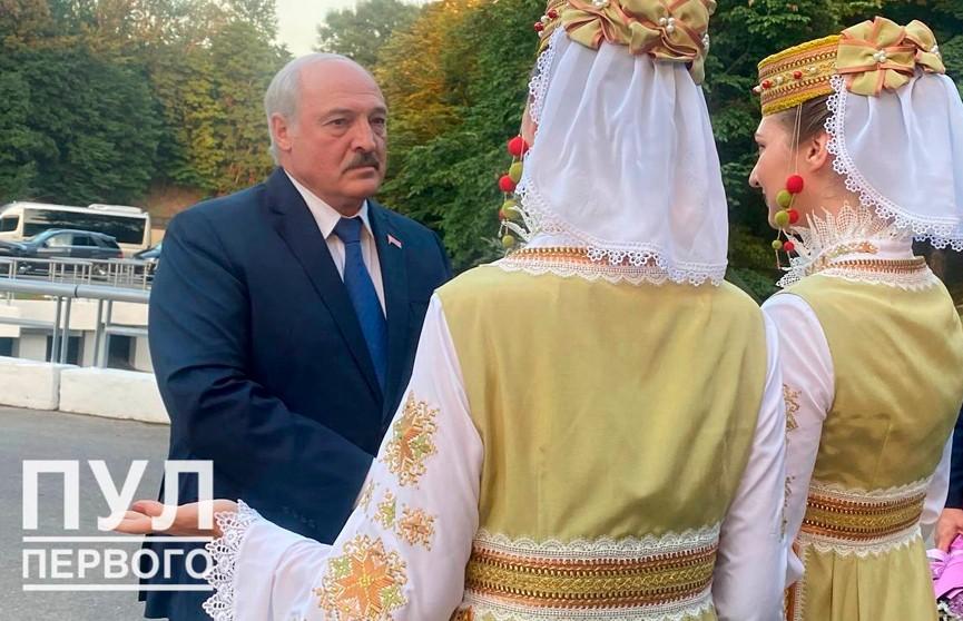 Александр Лукашенко примет участие в торжественном открытии «Славянского базара в Витебске»