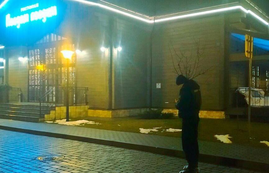 Два ресторана «заминировали» в Минске