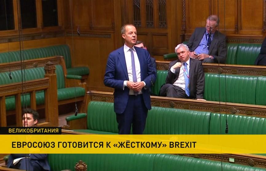 Жёсткий «Брексит»: кризис в Королевстве, ругань в парламенте, Мэй просит отсрочку
