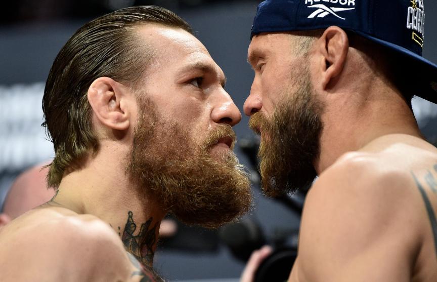 Конор вернулся: Макгрегор нокаутировал «Ковбоя» Серроне на UFC 246 (ВИДЕО)