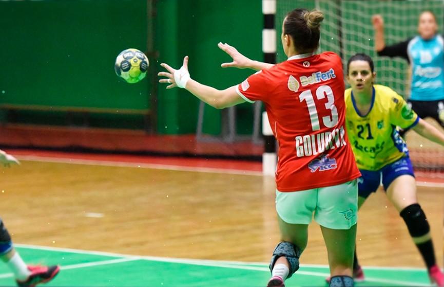 Гандболистки «Гомеля» едва не сотворили главную сенсацию в женском Кубке вызова