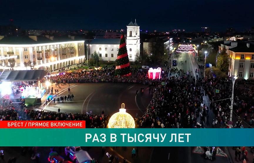 1000-летие города, Западный обход, победа «Динамо»: самые важные события в жизни Бреста за 2019 год