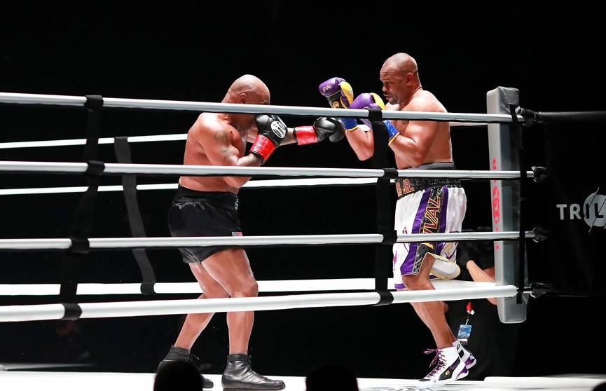 Майку Тайсону и Рою Джонсу предложат провести реванш в Москве