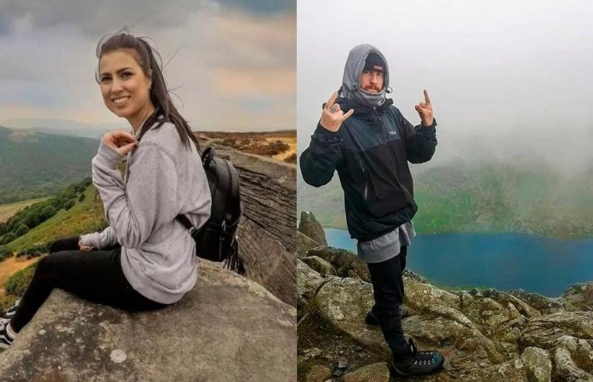 Туристка сорвалась со скалы и погибла на глазах у возлюбленного