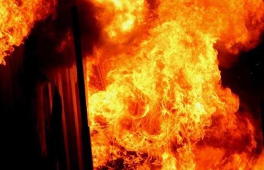 Дачник погиб на пожаре в Гродненском районе