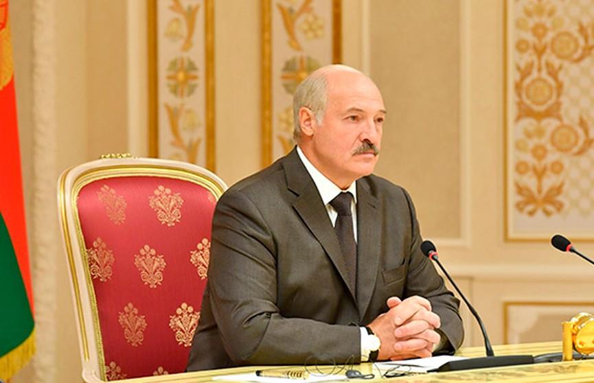 Александр Лукашенко провёл встречу с членом Политбюро ЦК Компартии Китая