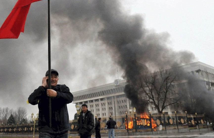 К чему приводят волнения в Кыргызстане, Грузии и Армении?