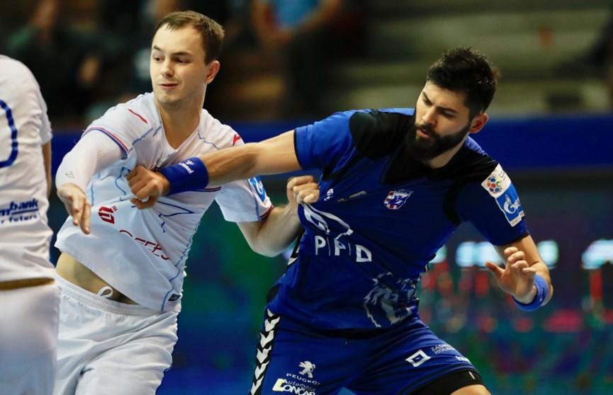 БГК имени Мешкова уступил «Загребу» в матче SEHA-лиги