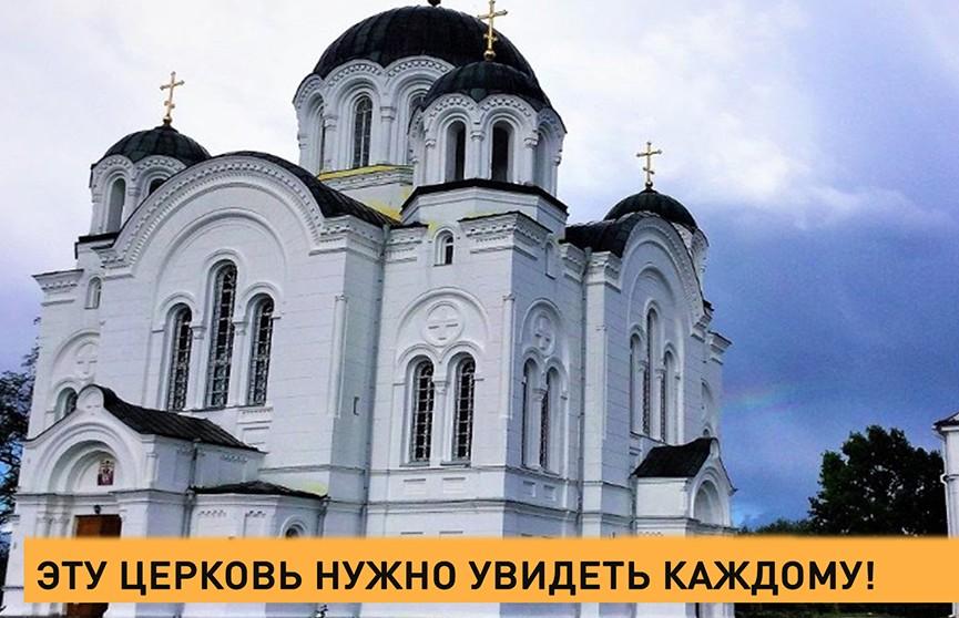 Уникальный культурный объект на карте Беларуси – эту церковь нужно увидеть каждому!