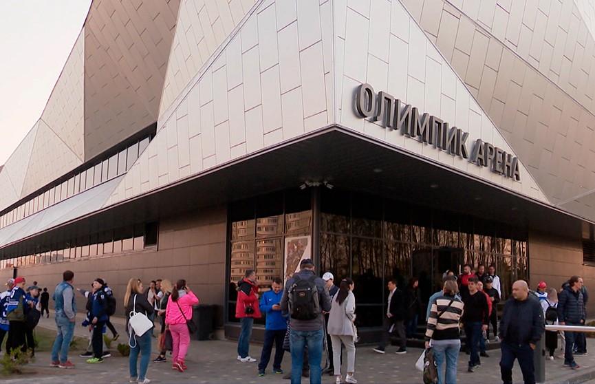 В Минске стартовал представительный хоккейный турнир  World Selects Invitational