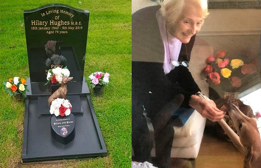 Британец похоронил супругу на кладбище для домашних животных