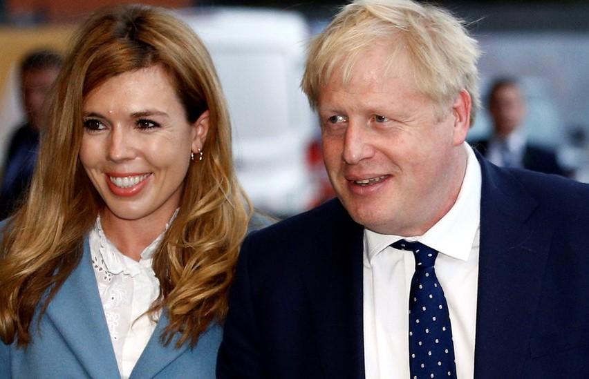 Британский премьер-министр Борис Джонсон женится и станет отцом