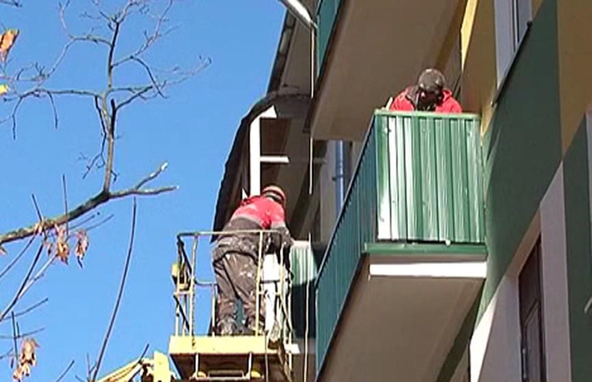 Дополнительные работы при капитальном ремонте домов смогут заказывать белорусы