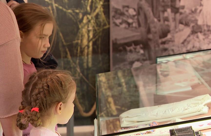 Экспозиция к 75-летию освобождения Беларуси открылась в музее истории Великой Отечественной войны