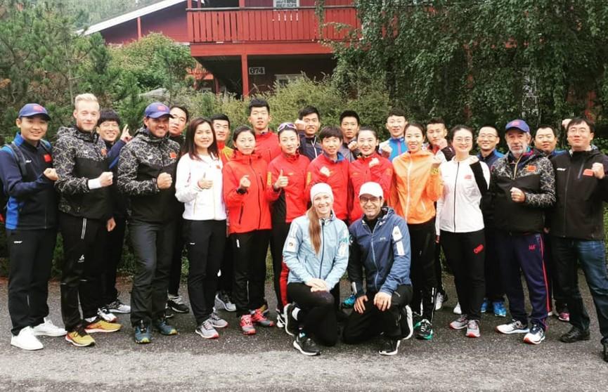 Домрачева и Бьорндален будут тренировать сборную Китая по биатлону
