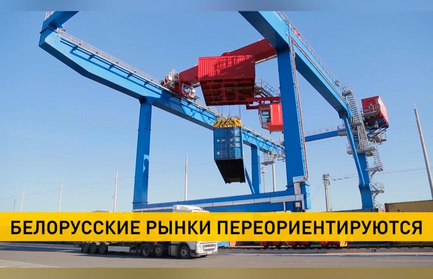 Новый приоритет белорусских рынков – Азия