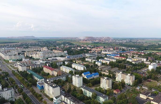 Александр Лукашенко с рабочей поездкой посещает Солигорский район