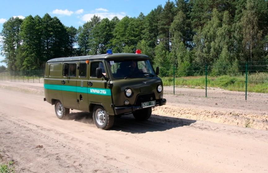 Находившегося в розыске белоруса задержали на границе с Украиной