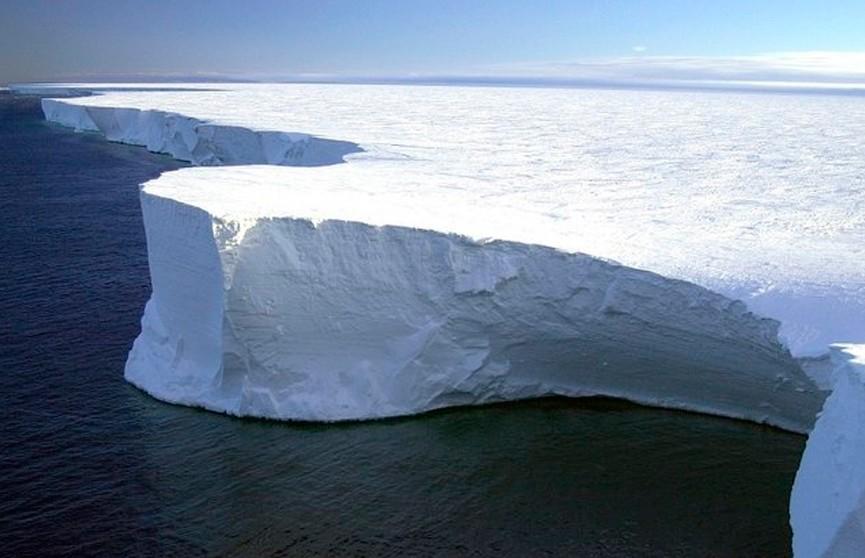 Учёные записали «пение» ледников в Антарктике