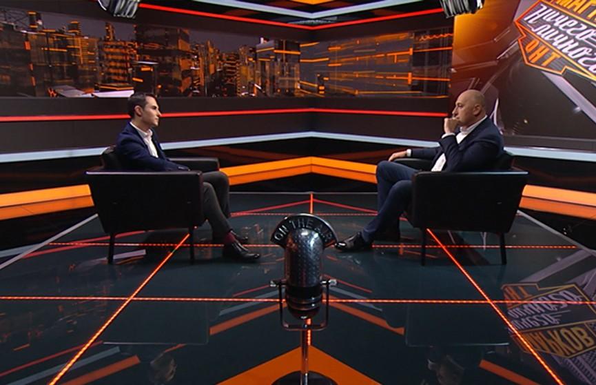Председатель Молодежного парламента Егор Макаревич: ВНС – это историческое событие, от которого зависит будущее Беларуси