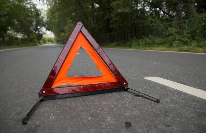 Белорусская фура попала в ДТП в Германии