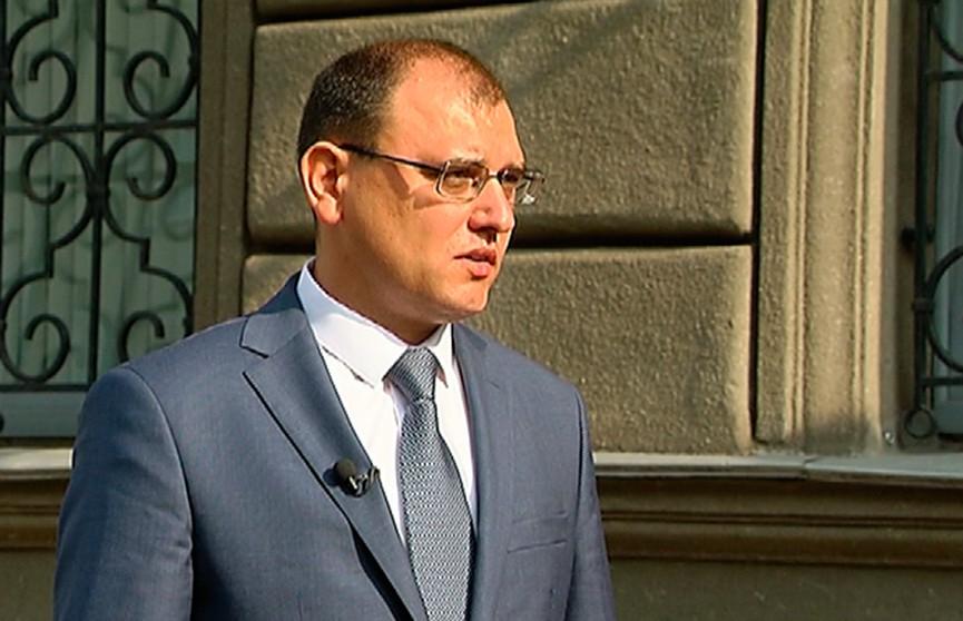 Виктор Каранкевич: Повышение качества оказания услуг по электро- и газоснабжению населения – среди основных задач