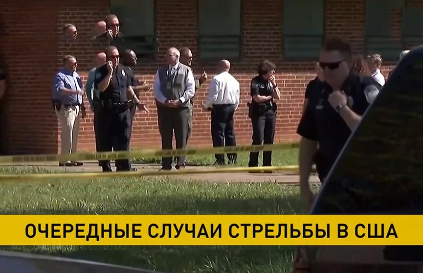 Неизвестный открыл стрельбу в американском городе Шривпорте