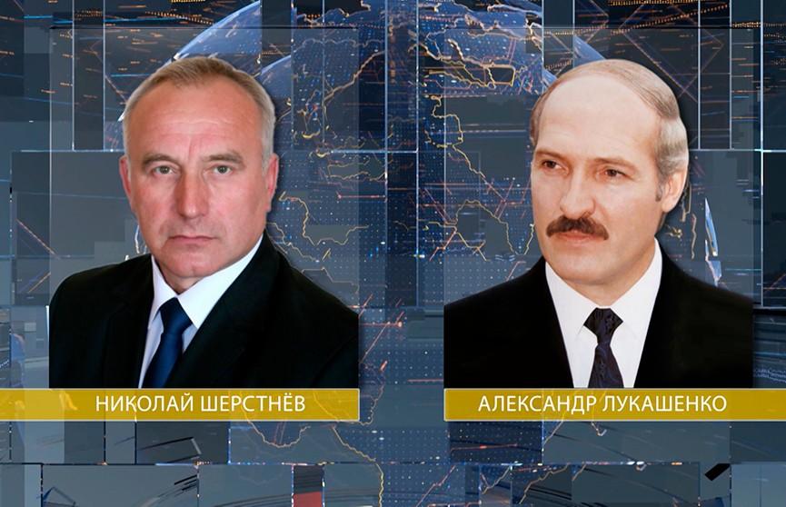 Лукашенко заслушал доклад главы Витебской области о ходе уборочной в регионе