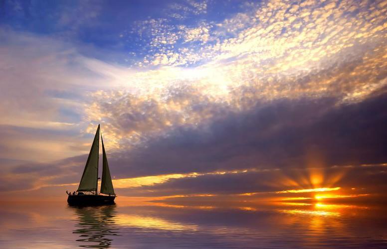 Британец в 70 лет переплыл Атлантический океан на лодке