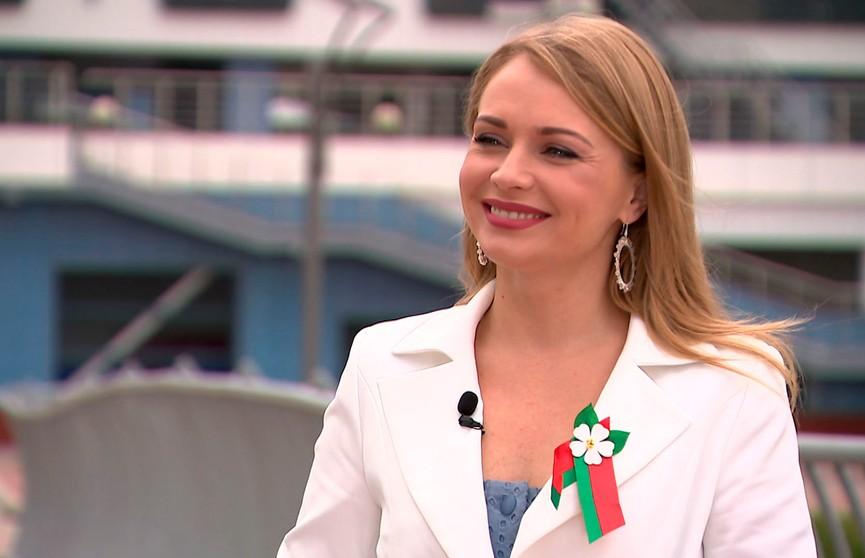 Алена Ланская о том, что значит праздник Дня Независимости для белорусов: «Быть самими собой и жить так, как мы хотим»