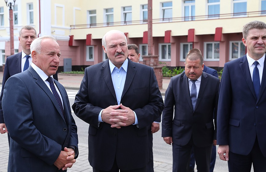 Как повысить эффективность системы ЖКХ. Итоги рабочей поездки Президента в Витебскую область