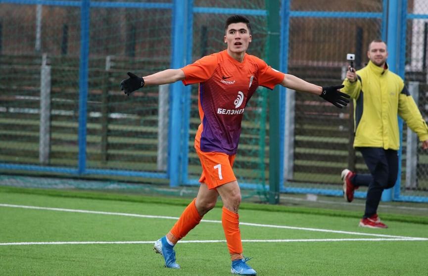 Джасурбек Яхшибоев может не сыграть в составе лидера Высшей лиги в четвертом туре чемпионата Беларуси