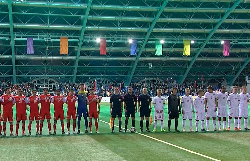 Стартовал международный юношеский турнир по футболу «Кубок развития»