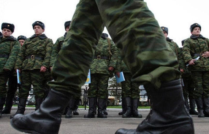 Солдат-срочник пострадал на территории части в Минске. Проводится проверка
