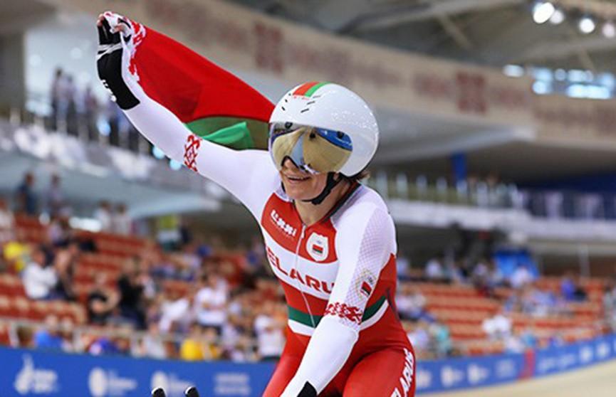 Татьяна Шаракова принесла ещё одну золотую медаль в копилку Беларуси